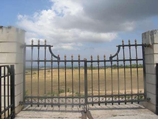 Британское кладбище под севастополем