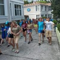"""В МДЦ """"Артек"""" эвакуировали детей и сотрудников"""