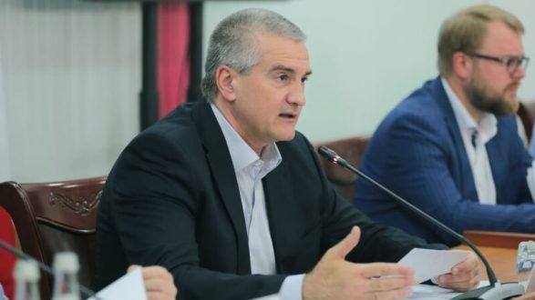 Аксёнов провёл выездное совещание по проблемным вопросам Бахчисарая и Бахчисарайского района