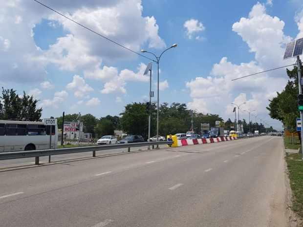 В Симферополе оптимизируют транспортные потоки в районе рынка «Привоз»