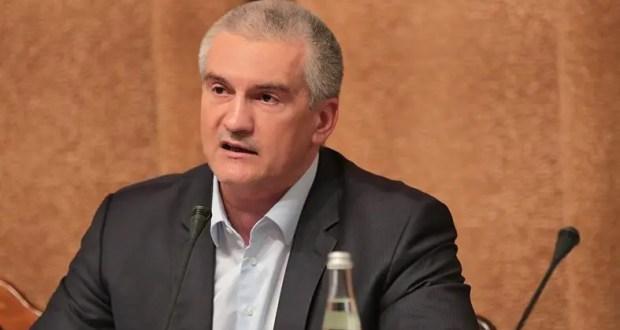 Глава Крыма Сергей Аксёнов недоволен главой администрации Белогорска. В отставку?