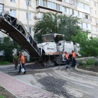 В симферопольском Комсомольском формируют «комфортную городскую среду»