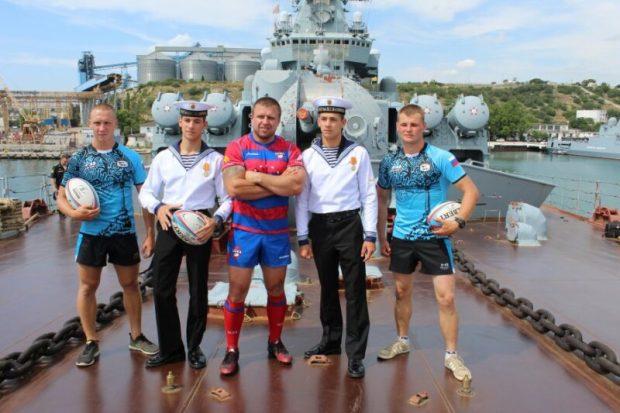 В Севастополе пройдёт турнир по регби с участием команд всех флотов России