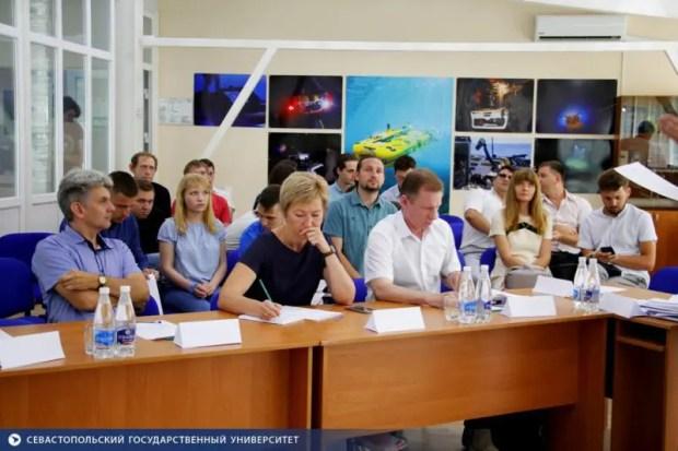 Российские студенты представили проекты пассажирского катера для Севастополя