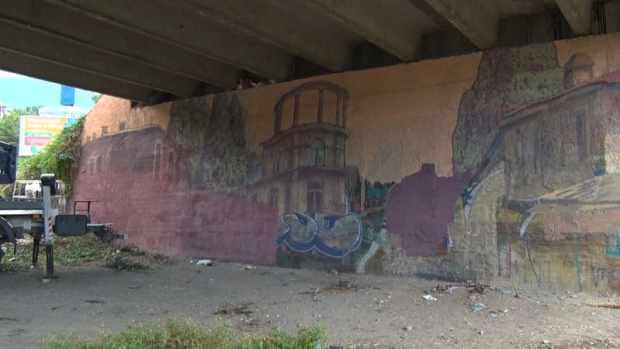 Необычное граффити появится на въезде в Ялту