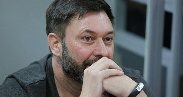 Глава портала РИА Новости Украина Кирилл Вышинский - на свободе