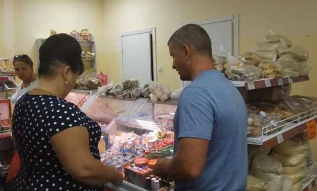 В Севастополе открылся еще один социальный магазин. «Доброволец» сдерживает цены