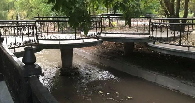Как продвигается реконструкция набережной реки Салгир в Симферополе