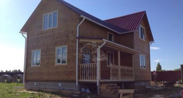 Что нам стоит дом построить? Деревянный дом под ключ – выбор рачительного хозяина
