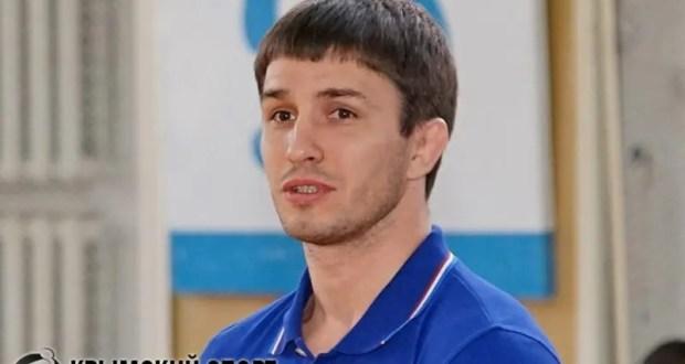 Адам Курак из Симферополя - победитель международного турнира по греко-римской борьбе
