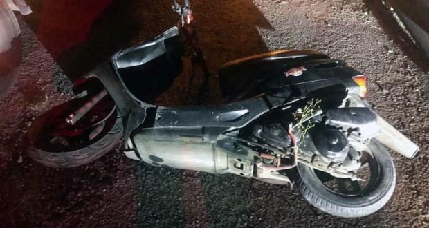 Вечернее ДТП в Гурзуфе: водитель мопеда «потерял» пассажирку и сбежал