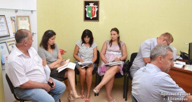 В Евпатории завершают инвентаризацию помещений общежитий