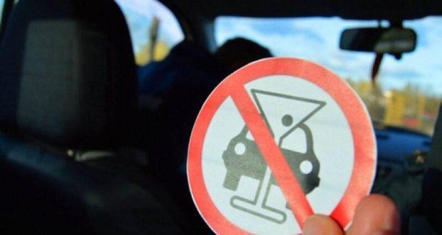В Симферополе за выходные дни «попались» семь нетрезвых водителей