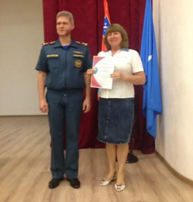 В Севастополе наградили победителей регионального этапа конкурса «Звезда спасения»