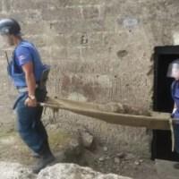 В Крыму обнаружили склад боеприпасов