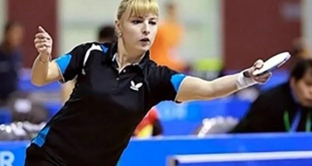 У Виктории Сафоновой из Симферополя - две медали турнира по настольному теннису в Японии