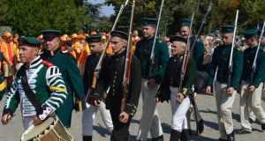 Артековцы посетили фестиваль «Русская Троя»