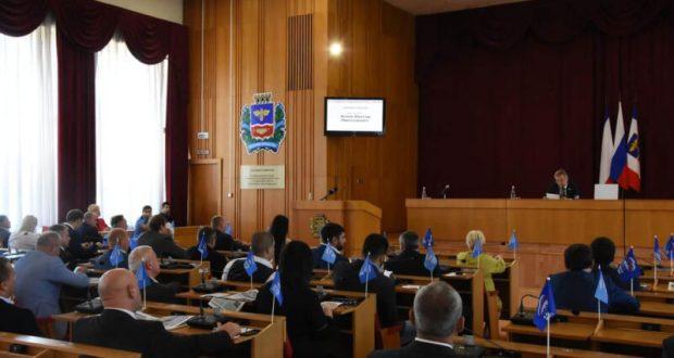 Наталья Маленко ушла в отставку с поста главы администрации Симферополя