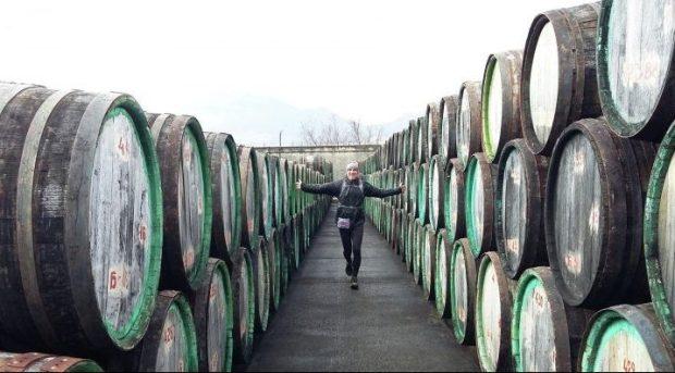 В эти выходные в Крыму - винный трейл-марафон «Мадера Коктебеля»