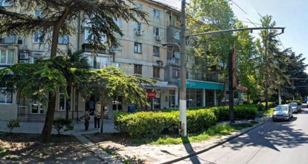 В Ялте решили «прижать» подрядчика, ремонтирующего улицы Киевскую и Московскую