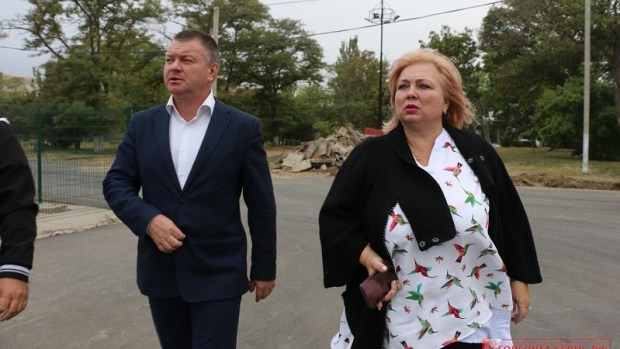Главой горсовета Керчи стала Мая Хужина. Первые выводы нового руководителя