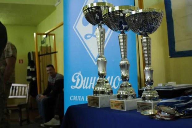Севастопольские росгвардейцы - призёры межведомственного чемпионата по пауэрлифтингу «Динамиада-2019»