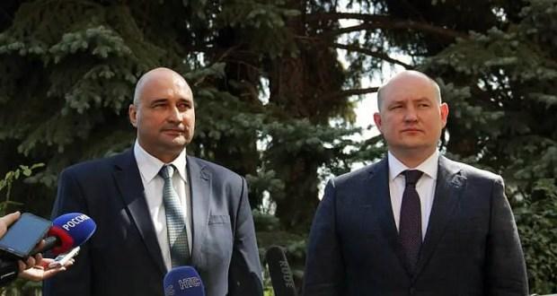 Врио губернатора Севастополя говорит об «едином механизме» с депутатами Заксобрания
