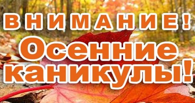 ГИБДД Крыма напоминает: внимание, осенние каникулы!