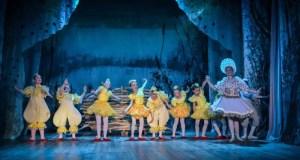 Крымский театр юного зрителя (Евпатория) анонсирует репертуар на ноябрь