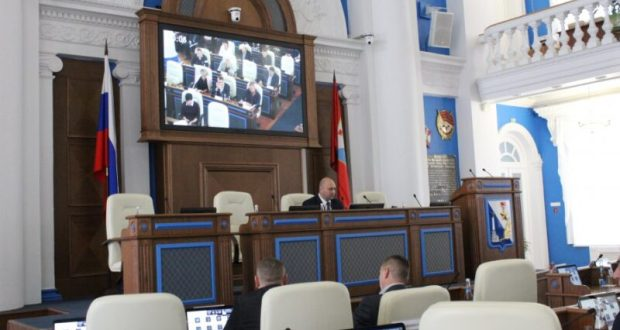 В Заксобрании Севастополя обсуждали бюджет города. Публично