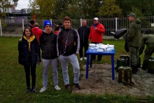 Ялтинские копьеметатели привезли из Карелии четыре медали
