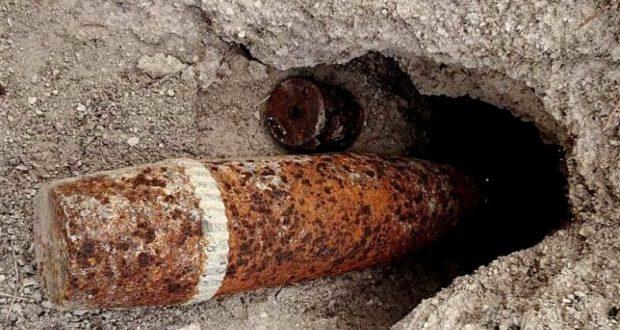 В Балаклавском районе нашли старые боеприпасы