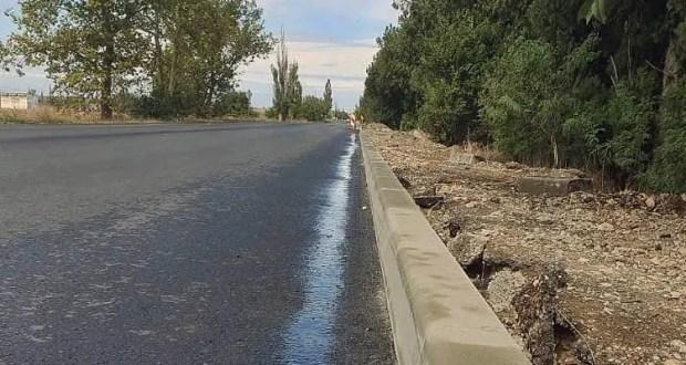 Дорогу «Саки – Орловка – Равнополье» отремонтируют до 1 декабря, но только до Николаевской трассы