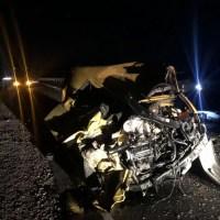 Смертельное ДТП на трассе «Таврида»: столкнулись три автомобиля