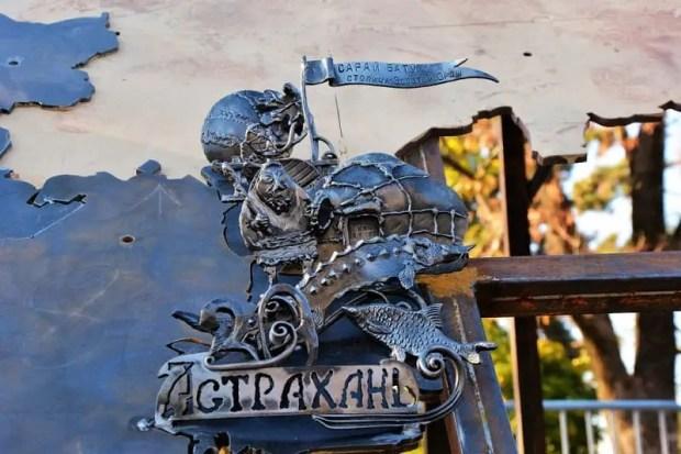 Карта-часы «Время Крыма» - главный арт-объект в День народного единства в Симферополе