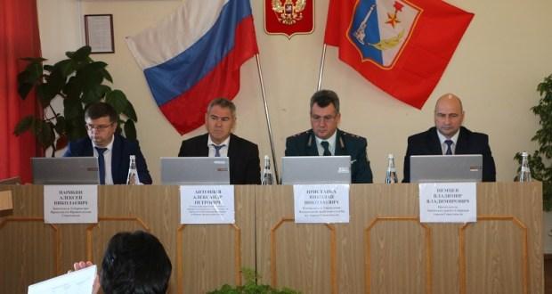 В УФНС России в Севастополе подвели итоги работы за 9 месяцев