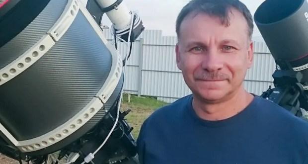 Крымский астроном Геннадий Борисов открыл новую комету в Солнечной системе