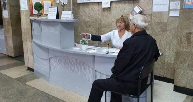 Поликлинику Крымского клинического госпиталя для ветеранов войн модернизировали