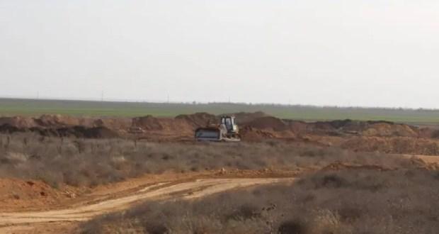 В Крыму намерены уменьшать площадь карьеров