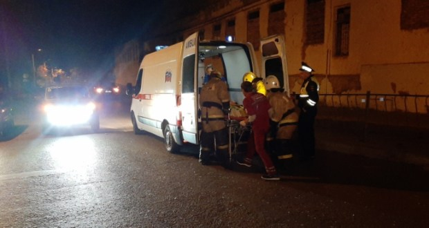 Вечернее ДТП в Феодосии. В пострадавших - четыре человека
