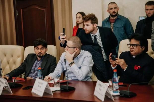 Сергей Аксёнов рассказал зарубежным журналистам о позитивных изменениях в российском Крыму