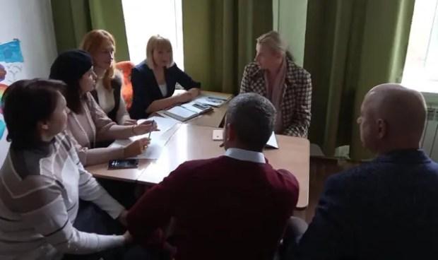 «Доброволец» и «Боевое Братство» - попечители и друзья детского приюта в Севастополе