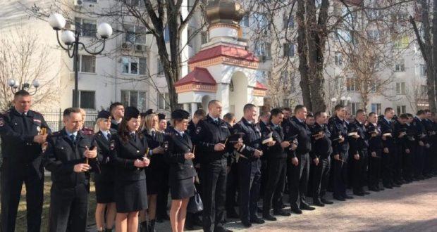 В Симферополе прошли молебны по погибшим в автокатастрофах