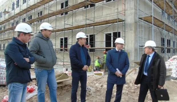 Школу в бухте Казачья власти Севастополя обещают сдать в эксплуатацию в 2020 году
