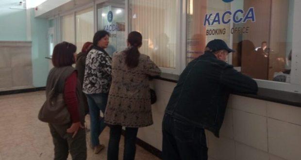 На эти дни билеты на поезда в Крым уже не купишь