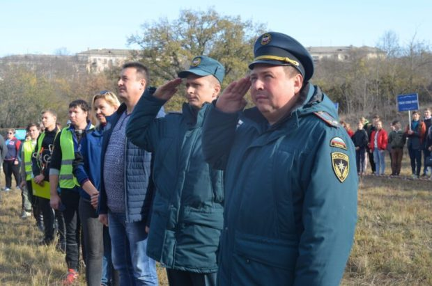 В Севастополе состоялся финал региональных соревнований «Школа безопасности»