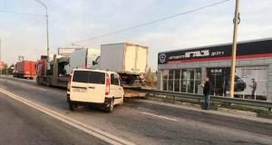 ДТП в Севастополе - пострадали 6 человек