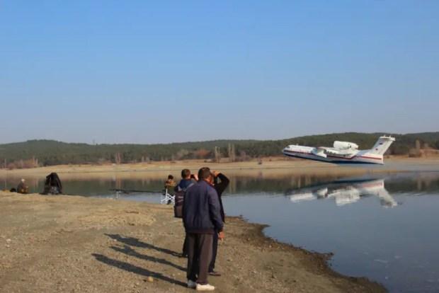 В Крыму ликвидировали крупный лесной пожар