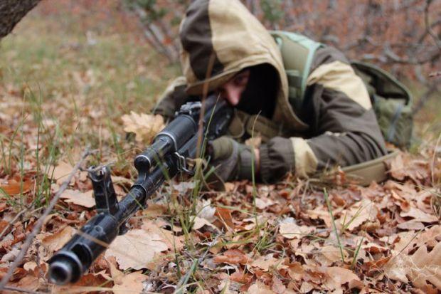 Под Севастополем развёрнут лагерь бойцов спецназа