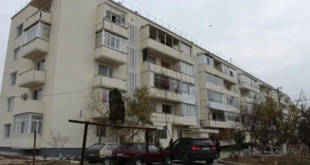 В Севастополе отремонтировали уже тысячу домов по программе капремонта